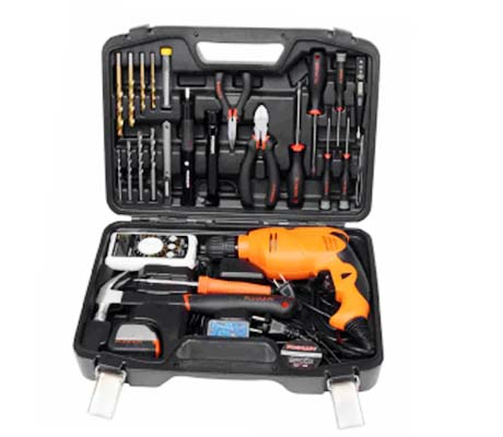 POWER TOOL & DRILL SET-FIXMAN-BPD99
